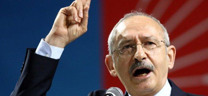 """Kılıçdaroğlu'na da """"bedenime dokunma"""" desenize...."""