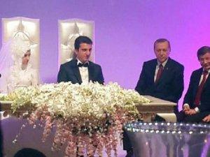 Erdoğan kızını nişanladığı gün nikah şahitliği de yaptı