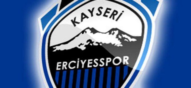 ERCİYESSPOR'DAN  GİRESUNSPOR'A KINAMA