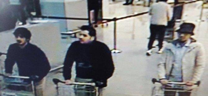 Brüksel saldırganlarının kimlikleri açıklandı