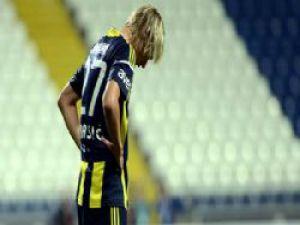 Krasic Fenerbahçe'nin Elinde Patladı