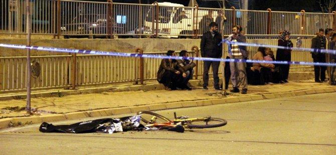 Melikgazi'de Otomobilin çarpıp kaçtığı bisikletli çocuk öldü