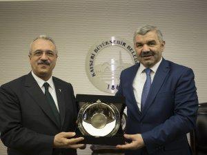 KAYSERİ'Yİ ÖVGÜYLE İZLİYORUZ..