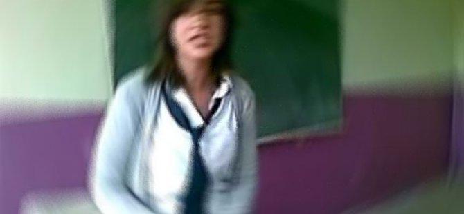 Kadın öğretmenden, kız öğrencisine taciz