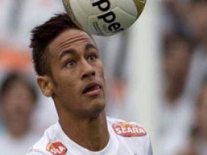 Neymar Barcelona'da!