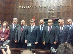 Özhaseki  AK Parti'de Sen ben yok Türkiye var