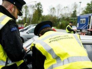 Avrupa ülkesindeki trafik cezaları