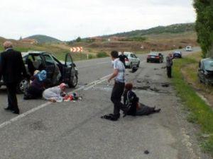 Pınarbaşı'nda Trafik Kazası: 3 Ölü