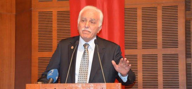 KAMALAK,TONY BLAİR'İN BALDIZI'NI KABUL ETTİ…