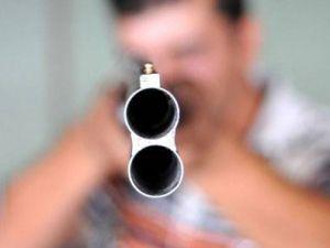 Selçuklu'da Sokak ortasında pompalı tüfekle öldürdü
