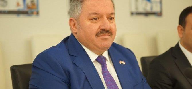 OSB Yönetim Kurulu Başkanı Tahir Nursaçan: