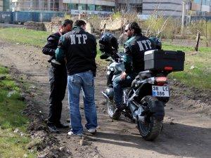 Kayseri'de Okul ve Parklar'da Uyuşturucu denetimi