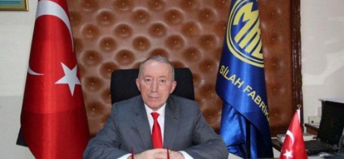 MKE Fabrikası Müdürü 'casusluk'tan tutuklandı