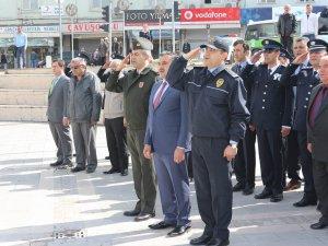 DEVELİ'DE POLİS HAFTASI KUTLAMASI YAPILDI