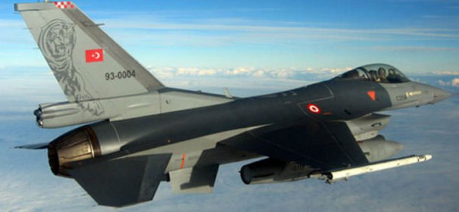 Kayseri'de Savaş uçağı ses duvarını açınca kent karıştı
