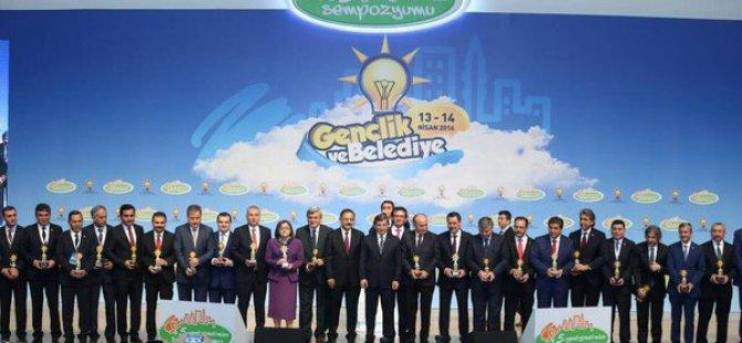 Davutuoğlu AK Parti 5. Yerel Yönetimler Sempozyumu'nda: