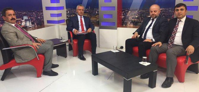 Mustafa Ataş'tan  Başkanlık açıklaması