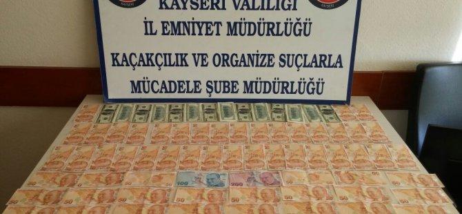 KOCASİNAN'DA KALPAZAN ÇETESİ ÇÖKERTİLDİ
