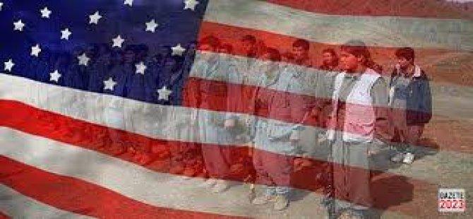 ABD ve AB PKK'yı kurtarmak istiyor...