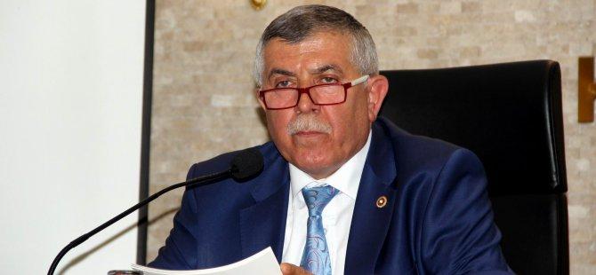 Sami Dedeoğlu basın toplantısı düzenledi