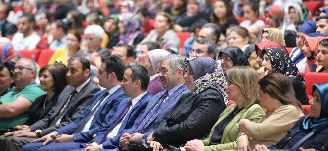 KAYSERİ'DE BÜYÜKŞEHİR İLE MANAYA YOLCULUK SÜRÜYOR