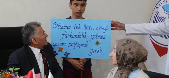 ÖZKAR ÖZEL EĞİTİM ÖĞRENCİLERİ MELİKGAZİ'DE