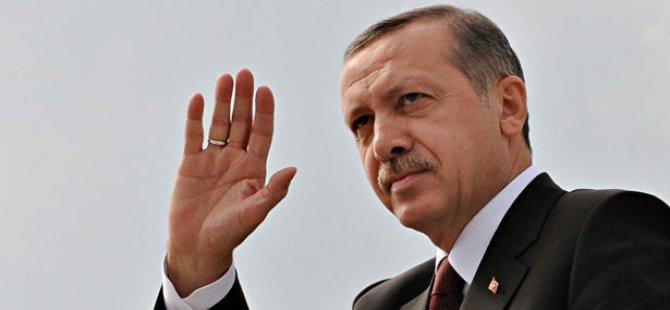 Bugün köşemi Erdoğan'a bıraktım.....