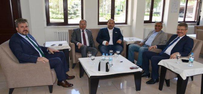 Amasya Şeker'den Kayseri Şeker'e ziyaret