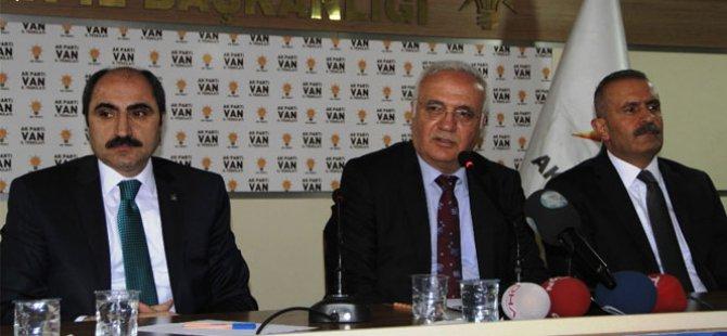 Elitaş'dan HDP'li vekillere sert uyarı: