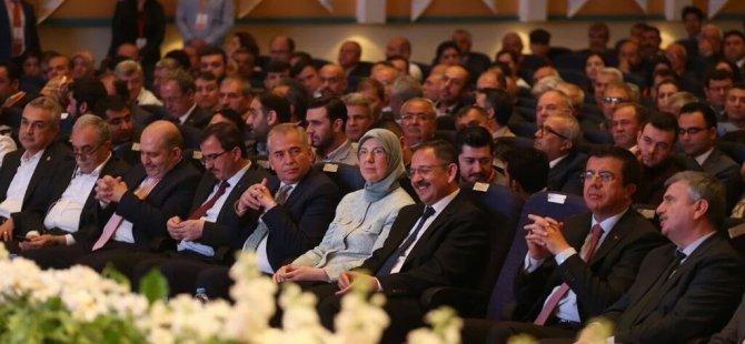 AK PARTİ YEREL YÖNETİMLER TOPLANTISI DENİZLİ'DE YAPILDI