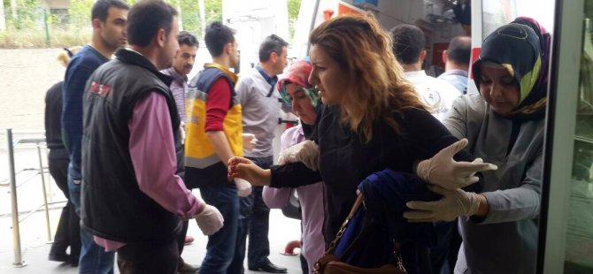 KAYSERİ'DE TRAFİK KAZASI ŞOFÖR HAYATINI KAYBETTİ