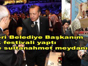 Başbakan Erdoğan Kılıçdaroğlu'na tazminat davası açtı