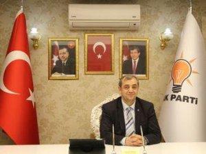 AK Parti Kayseri Melikgazi İlçe Başkanı S. Sami Kadıoglu   Miraç Kandili dolayısıyla mesaj yayımladı