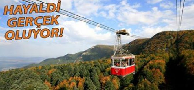 DEVELİYE TELEFERİK