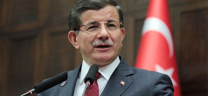 Başbakan Davutoğlu'ndan ilk açıklamalar