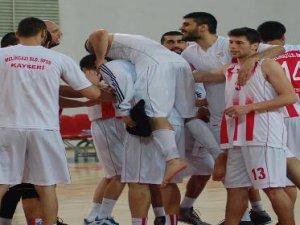 Melikgazi Belediyespor'un 2. lig öncesi en önemli sınavı…