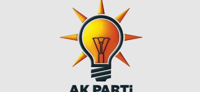 Ak Partinin yönetim kadrolarında da değişiklik