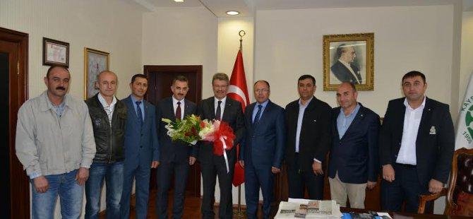 KAYSERİ ŞEKER'DEN ÖRNEK PAYLAŞIM