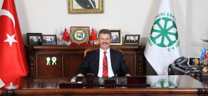 Kayseri Şeker'den Türkiye'de bir ilk;FAİZ'den KURTARMA AVANSI