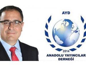 Anadolu Yayıncılar Derneği Başkanı Sinan Burhan Açıklaması