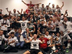2015-2016 Şampiyon Beşiktaş