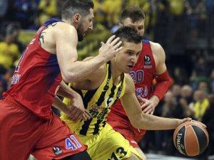 Euroleague'de Fenerbahçe Avrupa ikincisi oldu