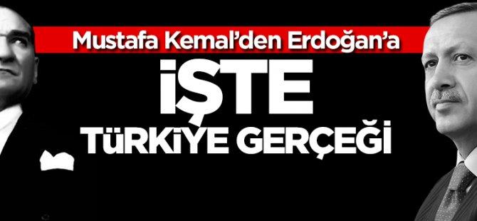 Mustafa Kemal'den Erdoğan'a Türkiye