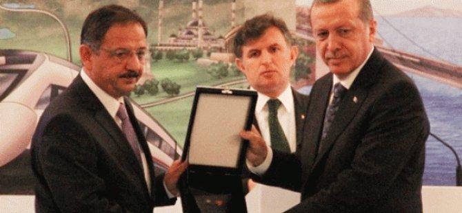 Özhaseki Bizim hareketimizin lideri Recep Tayyip Erdoğan'dır