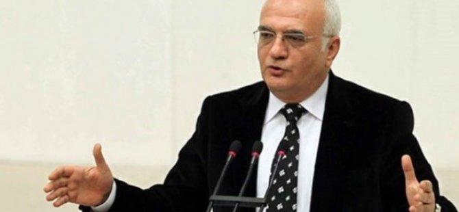 Mustafa Elitaş zihnimdeki genel başkan belli?