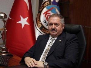 "BAŞKAN TAHİR NURSAÇAN'IN "" BERAT KANDİLİ "" MESAJI"