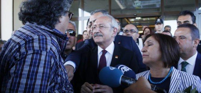 Kemal Kılıçdaroğlu'na 1 günde ikinci protesto