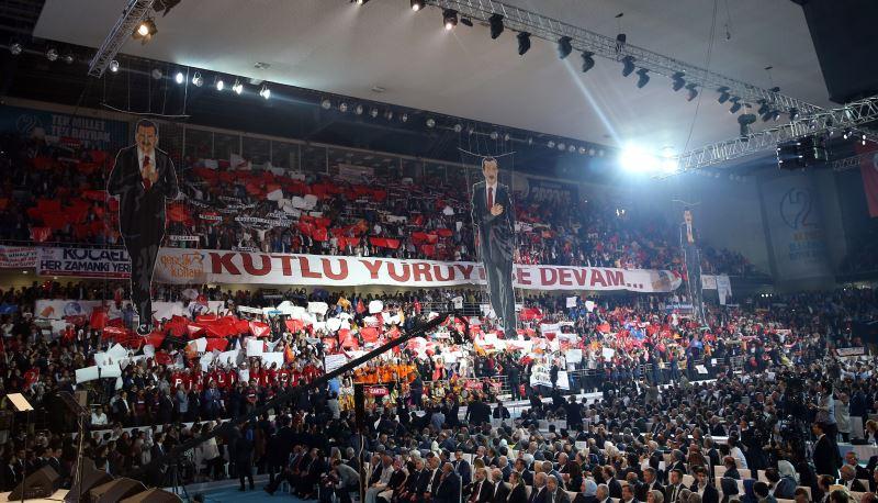 AK Parti MKYK'da yer almayan isimler