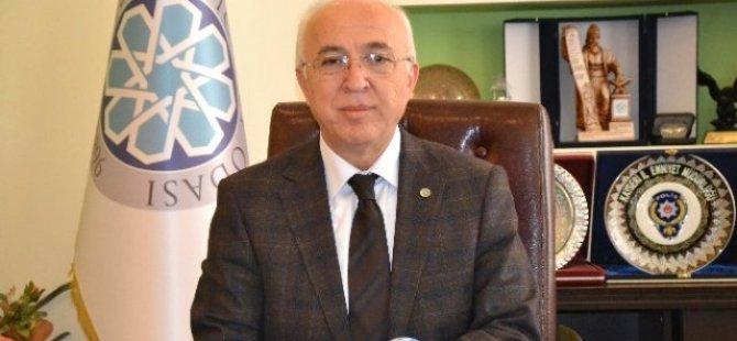 Başkan Hiçyılmaz'dan Özhaseki'ye kutlama