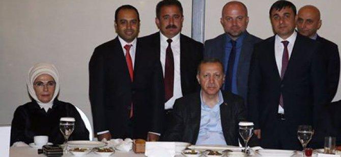 Anadolu Medyası Cumhurbaşkanı Erdoğan ile görüştü